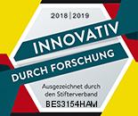 Innovativ durch Forschung Logo
