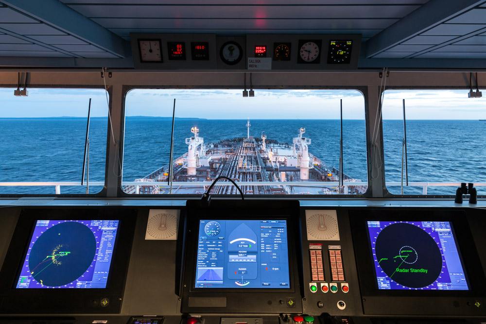 ship monitors