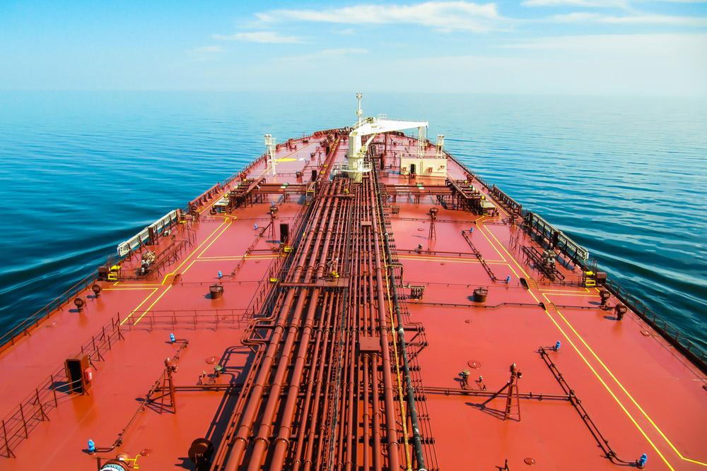 ship at see